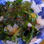 食物繊維が豊富な海藻
