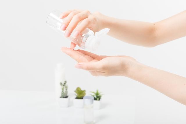 化粧水保湿